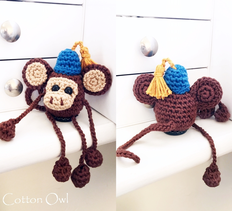 Monkey Mini Doode