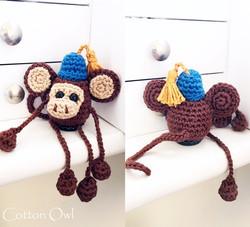 Monkey Mini Doode
