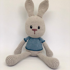 Alex Crochet Bunny