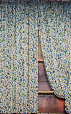 MARIA'S BEDROOM CURTAINS