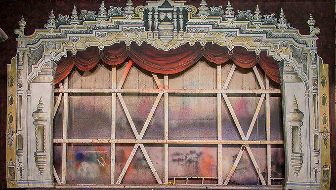 GAIETY THEATRE PROSCENIUM FRONT
