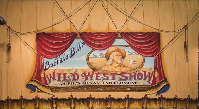 SHOW DROP / BUFFALO BILL WW SHOW