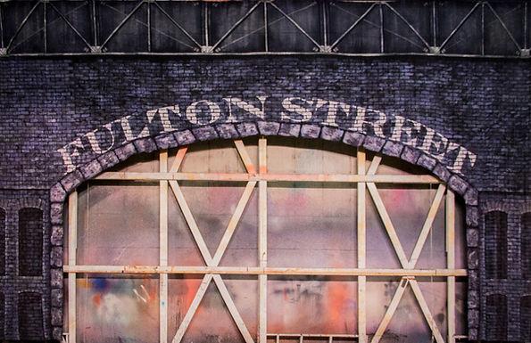 FULTON STREET BRICK PORTAL