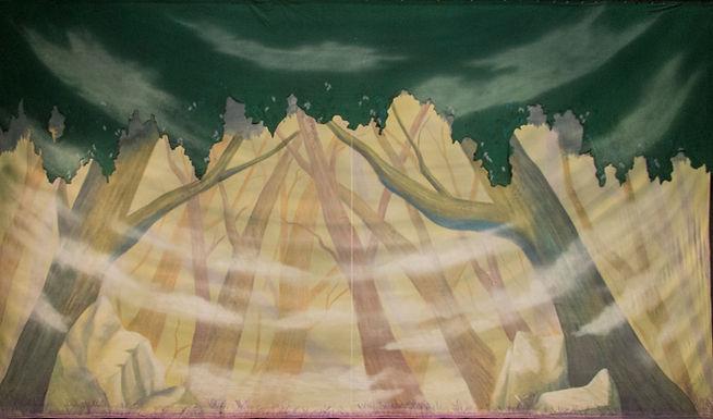 FOREST SCRIM