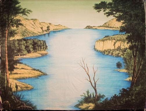 MUDDY WATER RIVER DROP