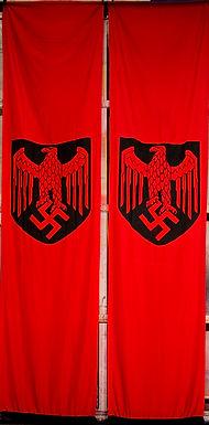 2- NAZI BANNERS