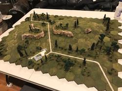 Battletech - Rocky Pass