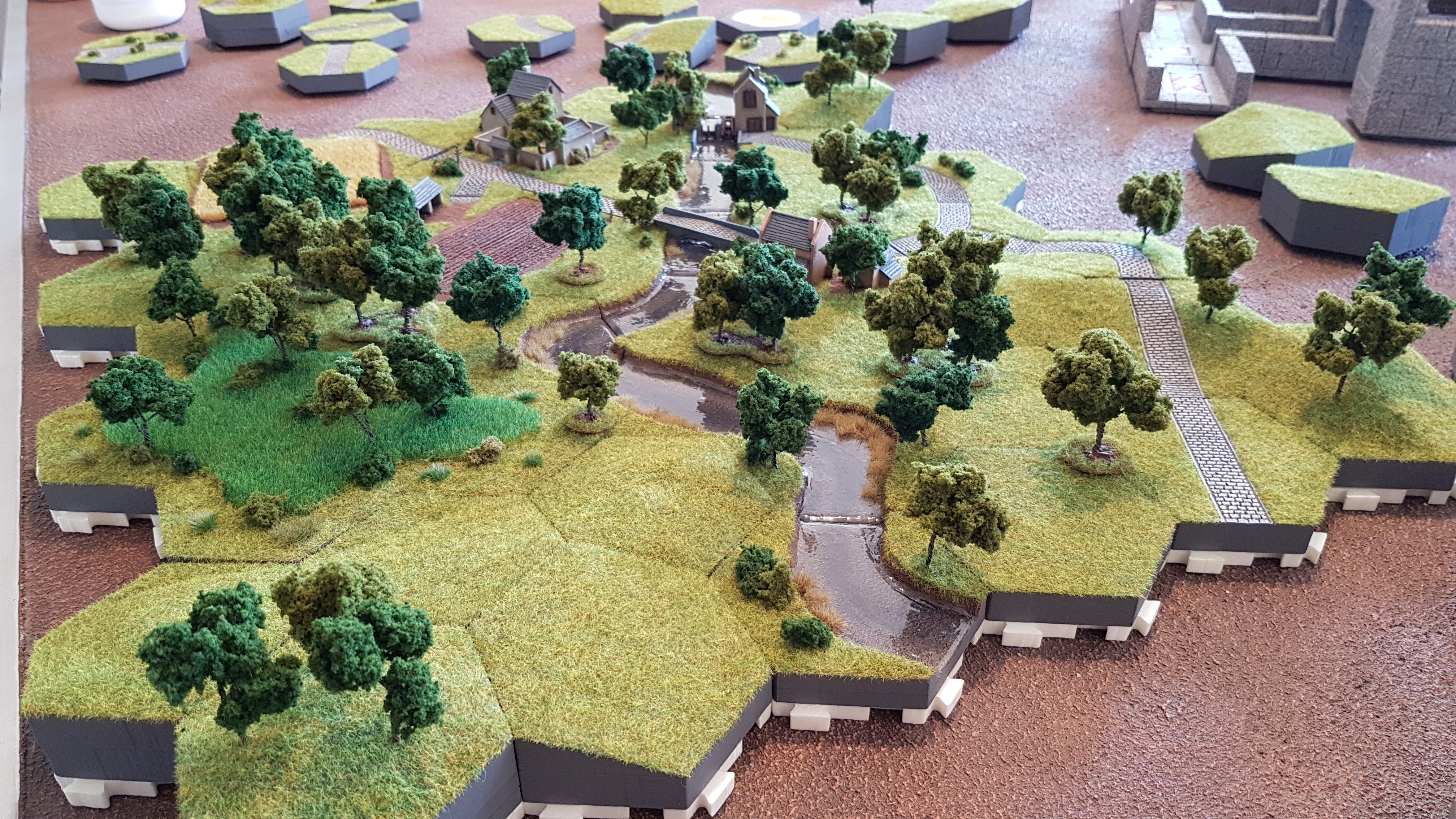 6mm Normandy river