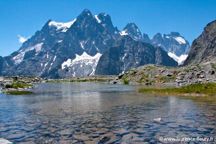 Massif du Pelvoux Ailefroide (15 km)