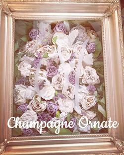 11x14 Champagne Ornate ($45 upgrade)