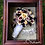 Thumbnail: Package 4 (Regular Frame) : Floral Preservation in 11x14 Shadow Box