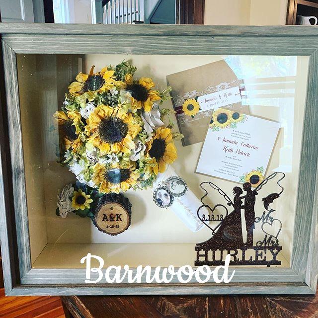 11x14,16x20 Barnwood Upgrade