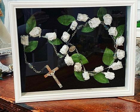 Memorial Rosary 8x10
