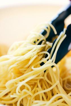 Buttered Spaghetti