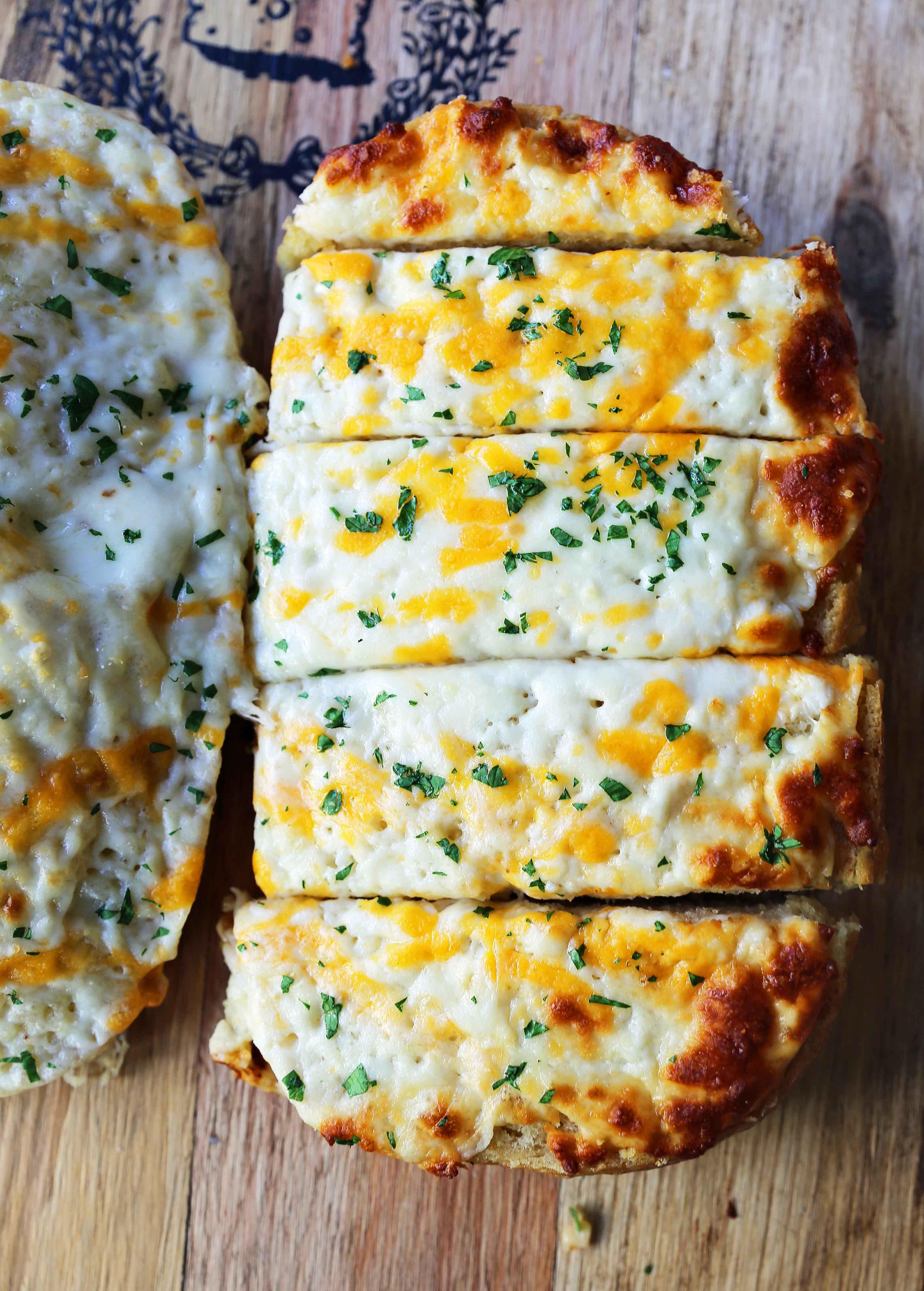 Cheesy Bread