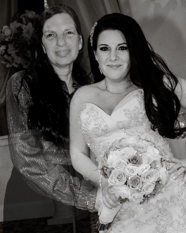 Angela and her Angel Mom