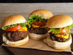 Cheese Burger Sliders 2