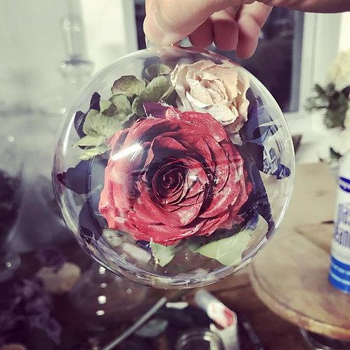 Full Flower Ornament