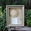 Thumbnail: Package 5 (Upgraded Frame): Floral Preservation 16x20 Shadow Box