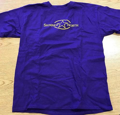 T-Shirt: Skinner North Logo
