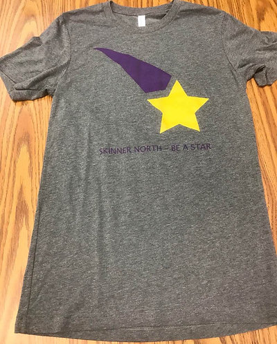 T-Shirt: Be A Star