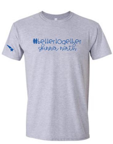 #BetterTogether shirts