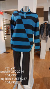 By Lyse chandail  et legging