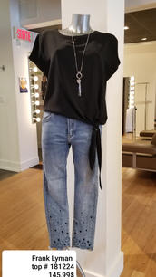Frank Lyman: Top ou pantalon