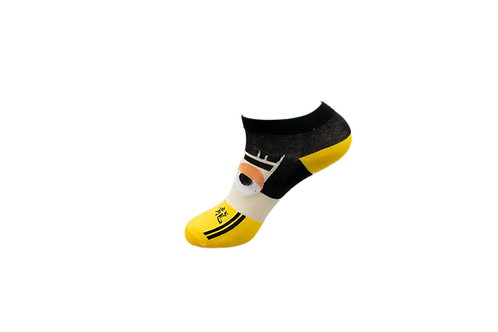 Adults Super Icon - Bruce Lee Ankle Socks