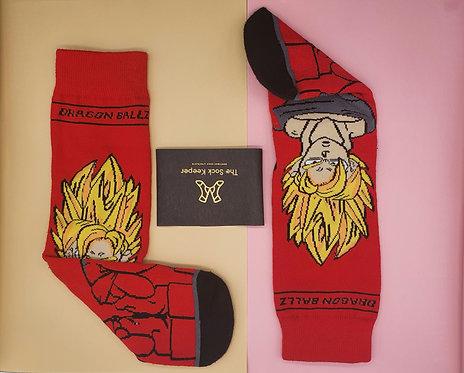Adults - Dragon Ball Z Socks