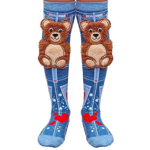 MADMIA. TEDDY BEAR SOCKS