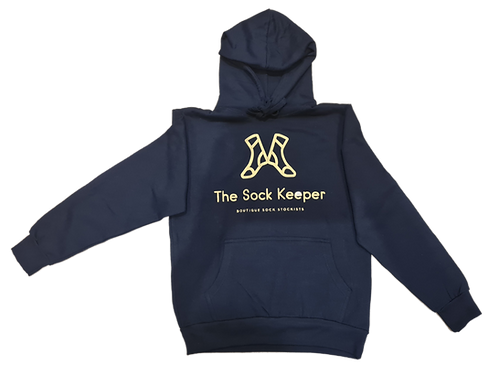 Sock Keeper Branded Hoodie
