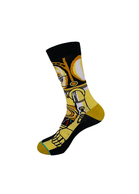 Star Wars Socks - C3P0