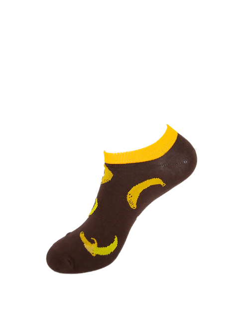Adults - Banana Socks.