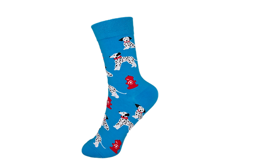 Adults - Dalmation Socks