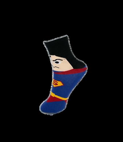 Children's Superhero - Superman Socks