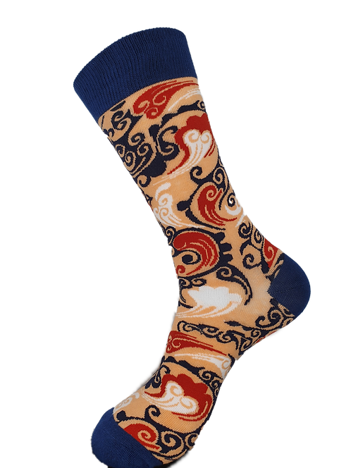 Adult - Chinese Art Socks
