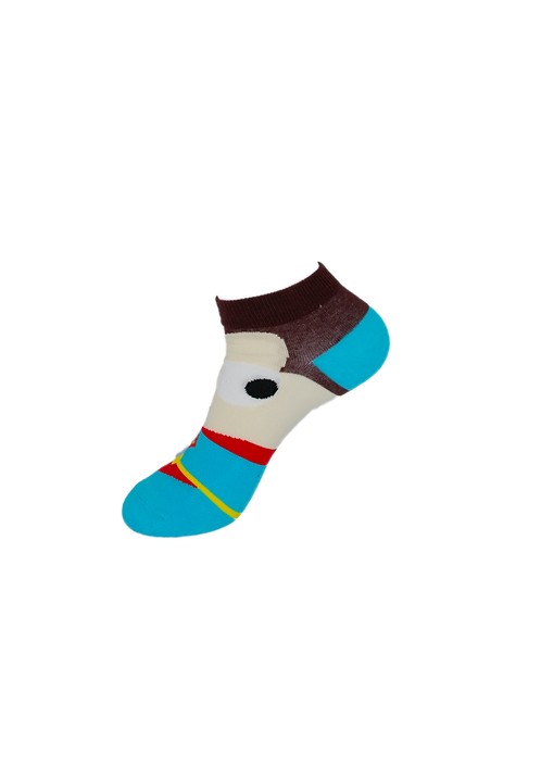 Adults Superhero - Superman Ankle Socks