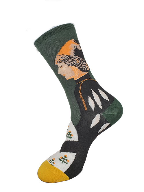 Adult - Tudor Art Socks