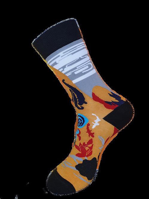 Adult -Goose Socks