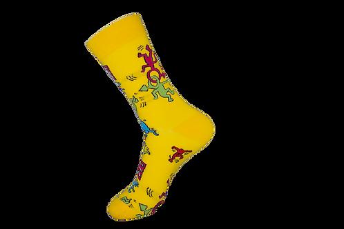 Adults - Happy People Socks