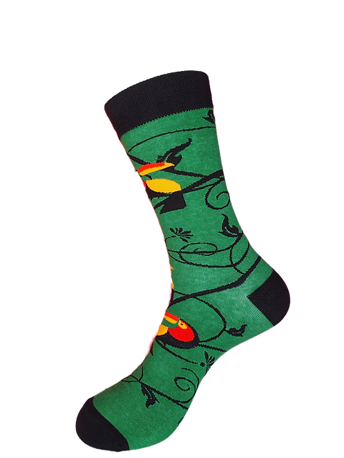 Adults - Toucan Socks
