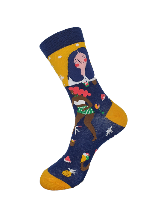 Adult - Strong Women Socks