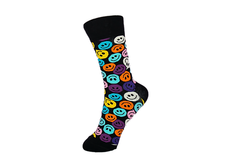 Adults - Rave Culture Smiley Socks