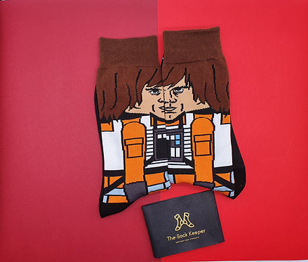 Star Wars Socks - Luke Skywalker