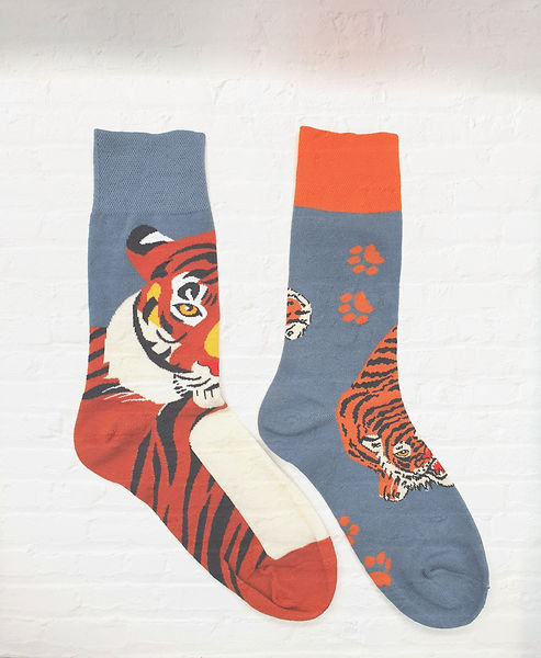 Odd Socks Tyrone the Tiger Socks