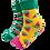 Thumbnail: Children's Fruit Watermelon Socks