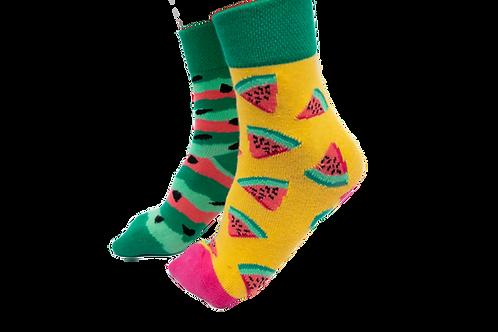 Children's Fruit Watermelon Socks