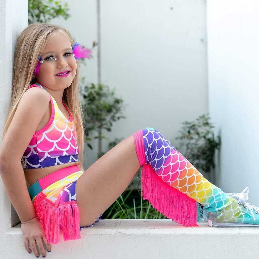 Madmia mermaid-socks