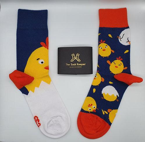 Dedoles Baby Chick Socks